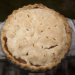 Gluten Free and Refined Sugar Free Apple Pie